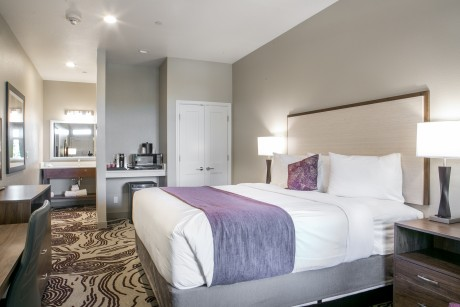 Hotel Siri Downtown Paso Robles - Guest Room